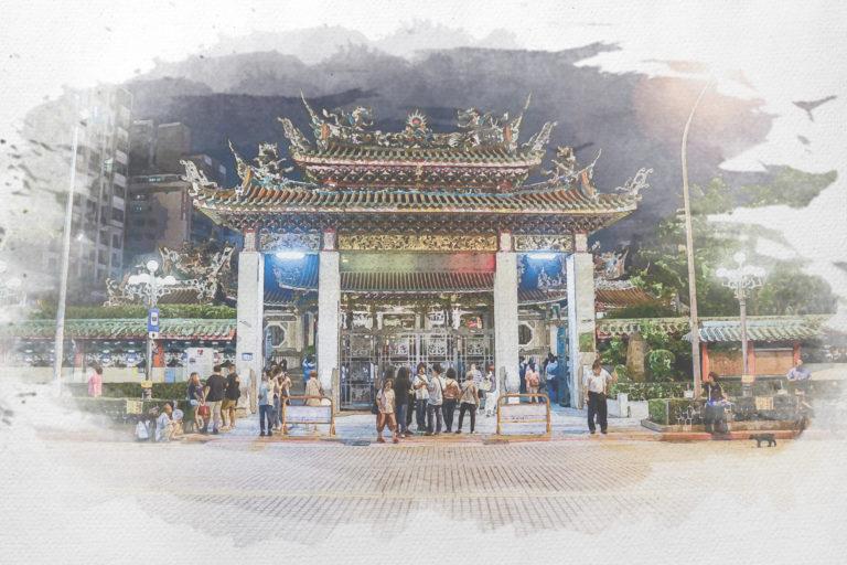 台北、新北での調査エリアについて