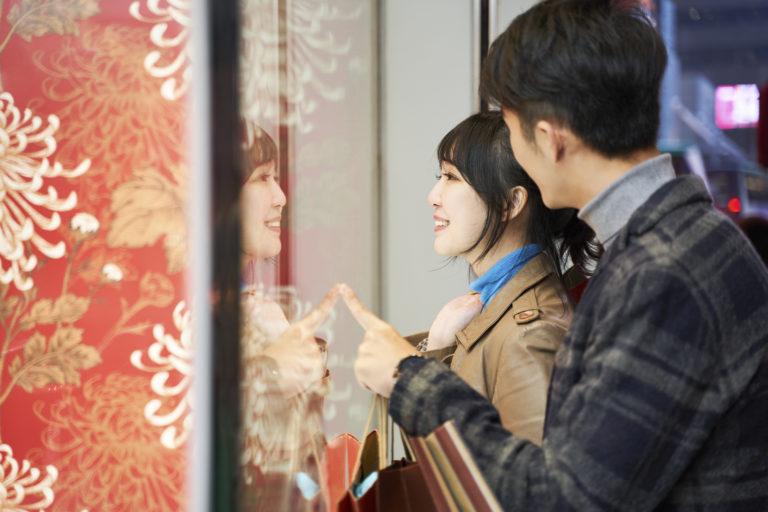 台湾と日本の恋愛の違い